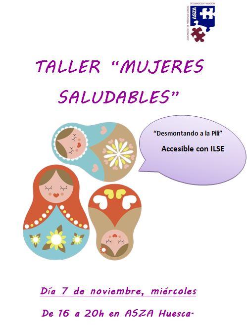 Mujeres Saludables ASZA-HUESCA