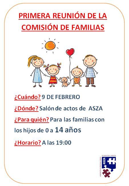 Cine con Palomitas - Presentacion Comision Familias